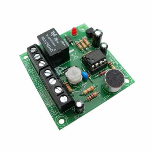AS3126KT - Sound Activated Relay Switch