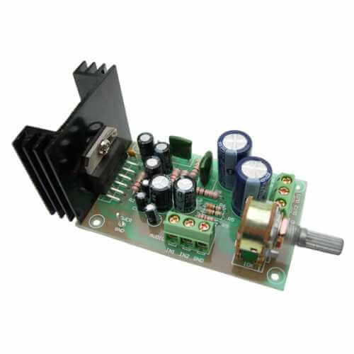 AS3143KT - 6 - 10W Stereo Amplifier (TDA2005)