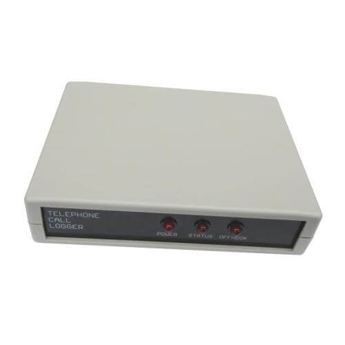 AS3164KT - Telephone Call Logger (Real-time / Stand-alone / Serial Interface)