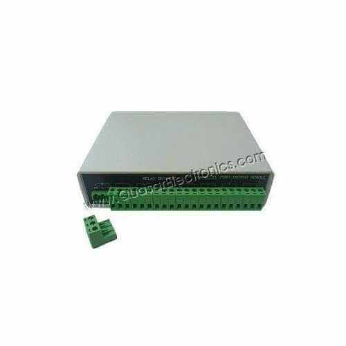 AS3165KT - 8-Channel PC Controlled Relay Board with Box