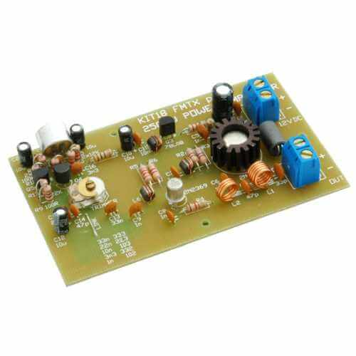250mW Mono FM Transmitter