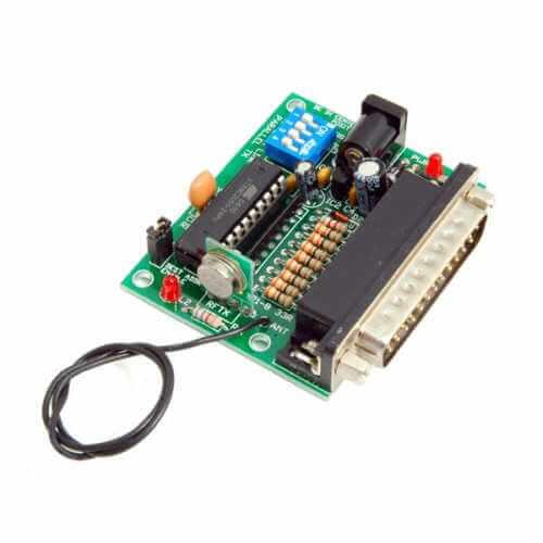Parallel Input RF Data Link Transmitter
