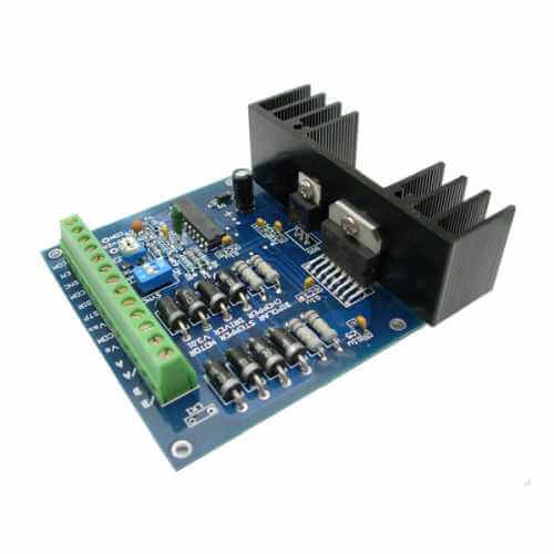 AS3187KT - L297/L298 Bipolar Stepper Motor Chopper Driver, 9-36V, 2A