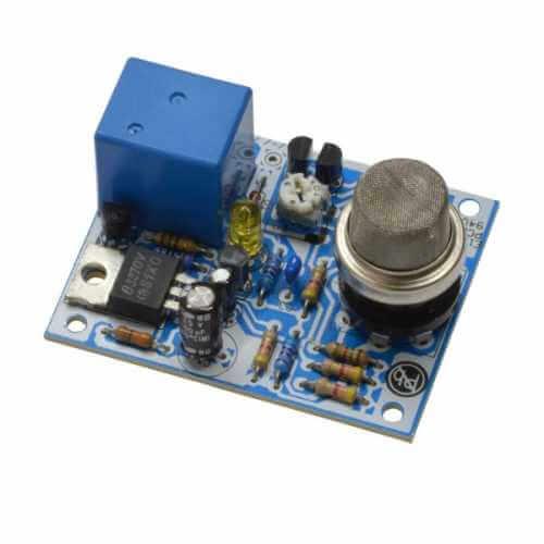 Gas Sensor Detector Kit