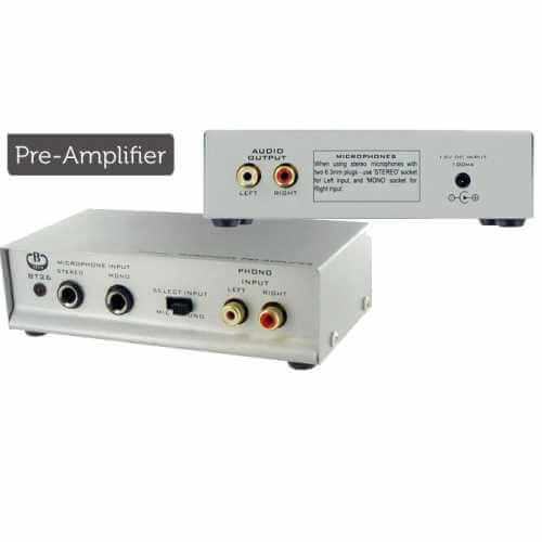 4061 - Phono/Microphone Preamplifier Unit