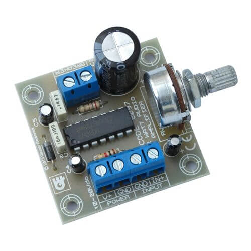 AS8097KT - 2W Mono Amplifier Module (LM380)
