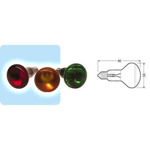 R50 Reflector Lamps, 230V 40 Watt, E14