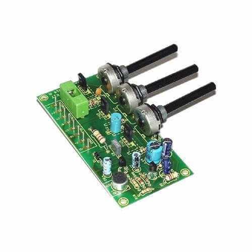 230Vac Mains 3-Channel Wireless Light Modulator Kit