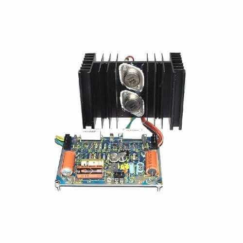 60 Watt Hi-Fi Audio Amplifier Kit (2N3055)