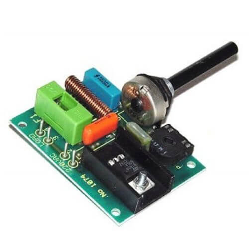 AS1074KT - AC Motor Speed Controller (230Vac, 600W)
