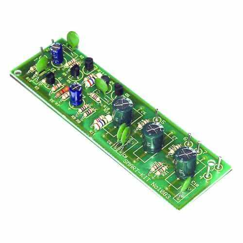 AS1083KT - 3-Output Video Signal Amplifier