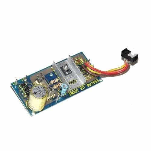 1085KT - 12Vac/dc to 6V-7.5V-9Vdc Voltage Converter Kit
