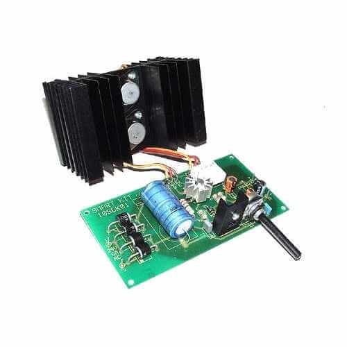 Stabilised Variable Power Supply Kit, 2 - 30Vdc, 5A