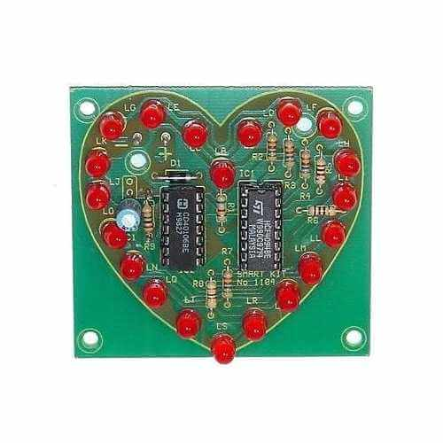 1104KT - LED Sweet Heart Kit