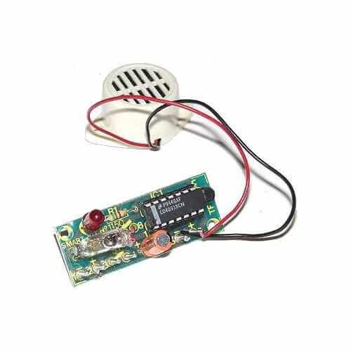 Portable Vibration Alarm Kit