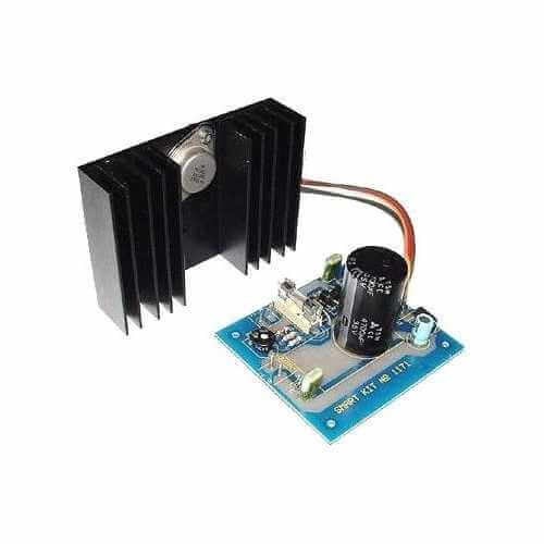 Stabilised RF Power Supply Kit, 12-14Vdc, 3A