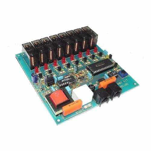 AS1186KT - 4(8)-Channel Telephone Activated Relay Board