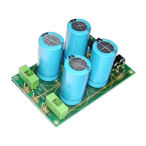 +/-40V, 8A Dual Polarity Power Supply