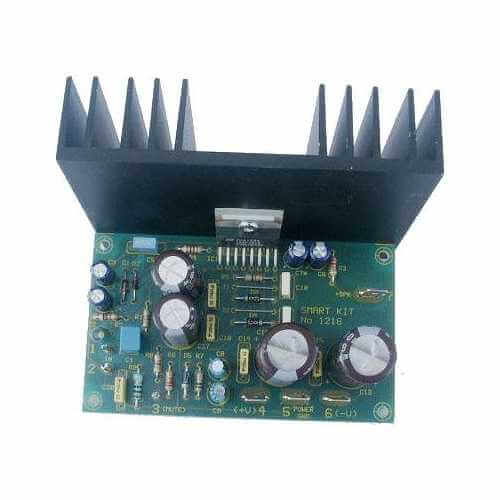 75 Watt Mono Audiophile Audio Amplifier Kit (TDA7294)
