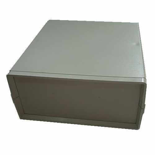 TK10BX - Project Box - Grey 134 x 127 x 60mm