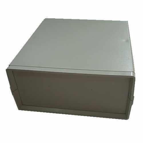 Project Box - Grey 134 x 127 x 60mm