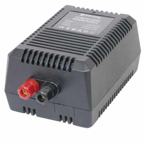 650.655UK, 650.656UK - Switch-Mode 13.8v Bench Top Power Supplies, 3 - 5 Amp Models