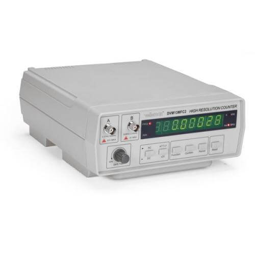 Velleman DVM13MFC2 - 2.4 GHz High Resolution Frequency Counter