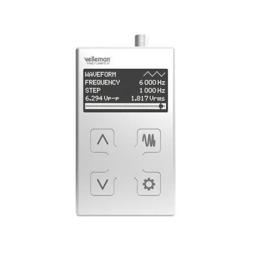 1MHz Pocket Function Generator