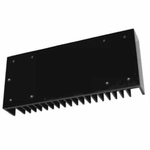 Velleman HSVM100 - Heatsink for Kit K8060 (Pre-Drilled)
