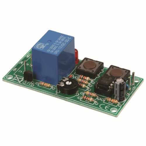 Universal Start/Stop Delay Timer Electronic Kit