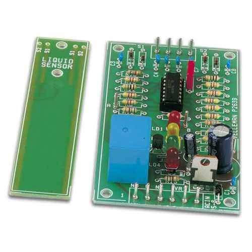 Velleman K2639 - Liquid level Controller Electronic Kit