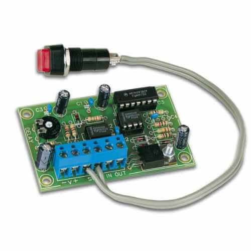 Multifunction Car Courtesy Light Electronic Kit