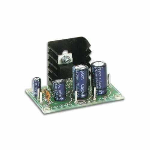 7W Mono Audio Amplifier Electronic Kit (TDA2003)