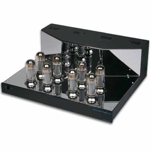 Stereo Valve Amplifier (Chrome) Electronic Kit