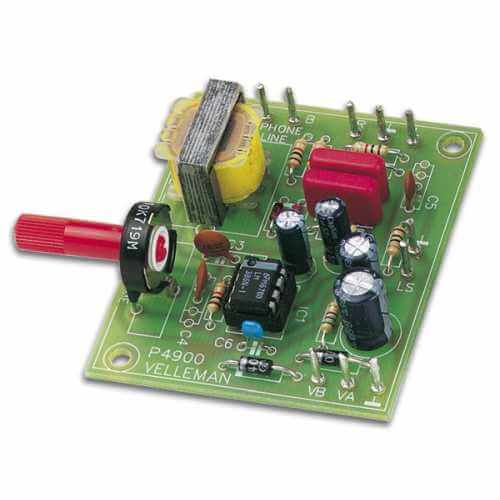 Telephone Amplifier Electronic Kit