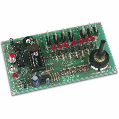 Velleman K5201 - Light Computer Electronic Kit