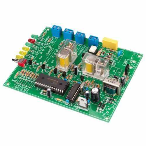 Audio DTMF Tone Decoder and Display | RS232 Output | Quasar AS3153KT