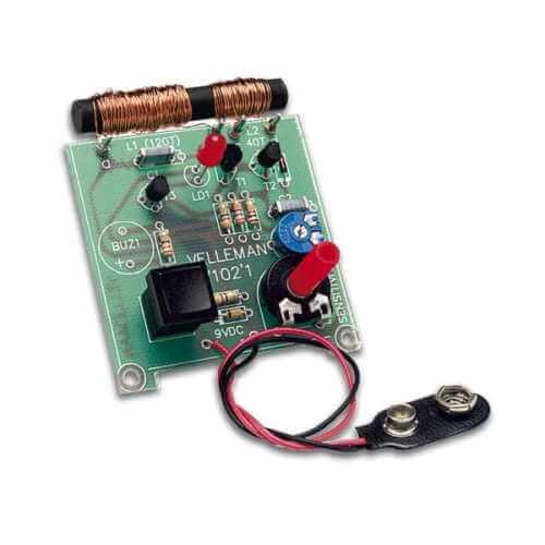 Metal Detector Electronic Kit
