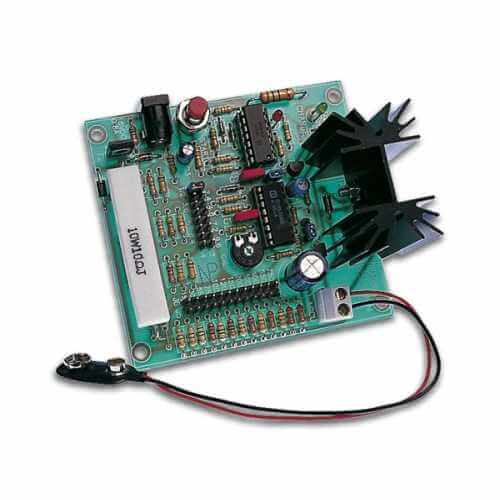 Universal Battery Charger/Discharger Electronic Kit