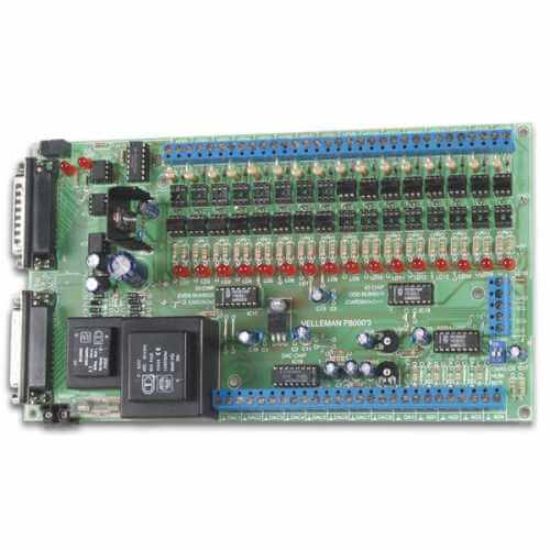 PC Interface Board Electronic Kit (230Vac)
