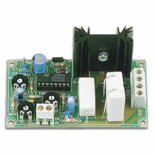 Velleman K8004 - DC To Pulse Width Modulator Electronic Kit
