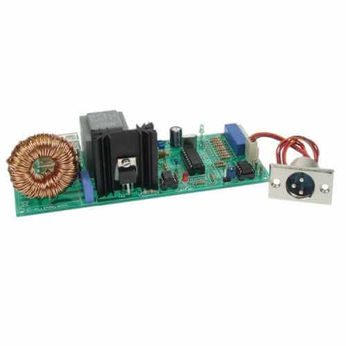 1 Channel DMX Controlled Power Dimmer Electronic Kit (110/230Vac)