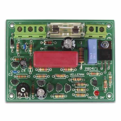Fan Timer Electronic Kit (110/230Vac)