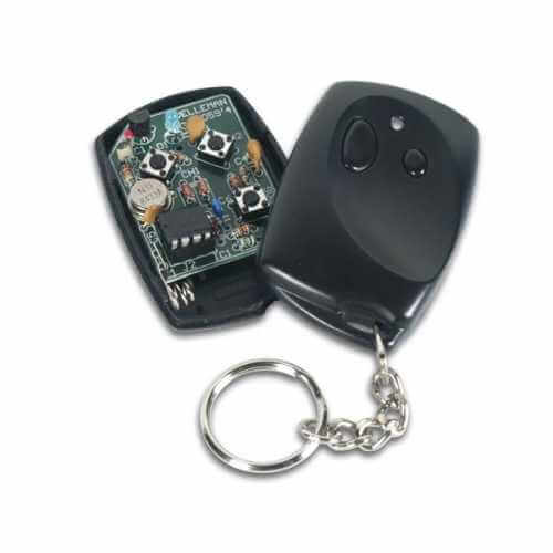 Velleman K8059 - 2-Channel RF Code-Lock Remote Transmitter