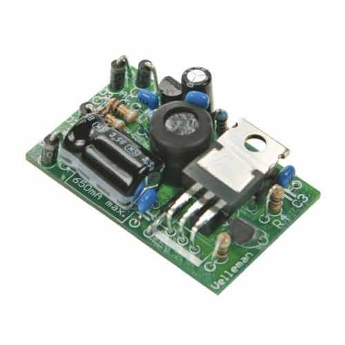 Velleman K8071 - 1W/3W High Power Constant Current LED Driver Electronic Kit