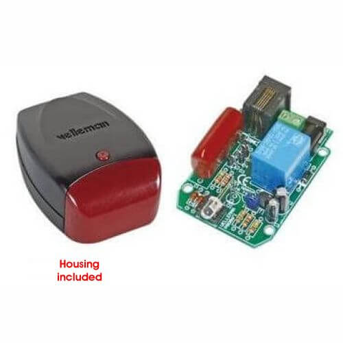 Telephone Ring Detector with Relay Output Electronic Kit