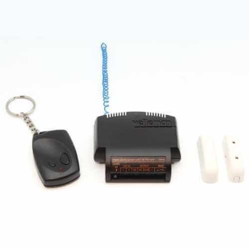 Velleman K8093 - Home Alarm Kit with RF Receiver