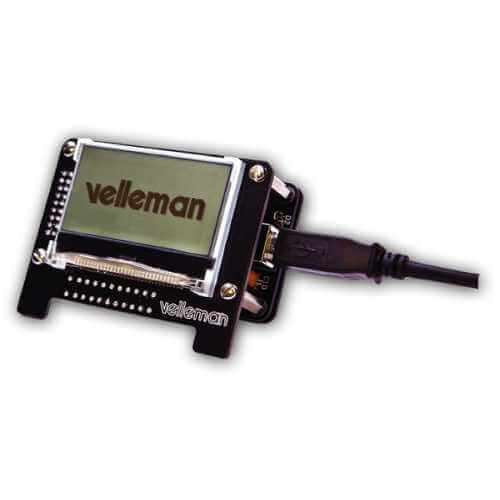 Velleman K8101 - USB Message Board Electronic Kit