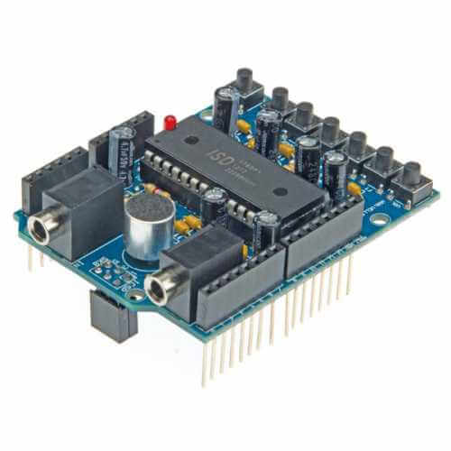 Velleman KA02 - Audio Shield Kit for Arduino UNO