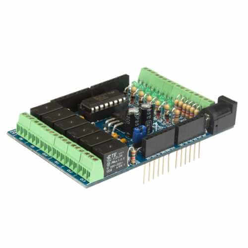 Velleman KA08 - I/O Shield Kit for Arduino Yun